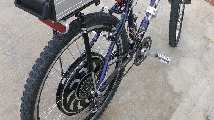 ชุดคิทจักรยานไฟฟ้า
