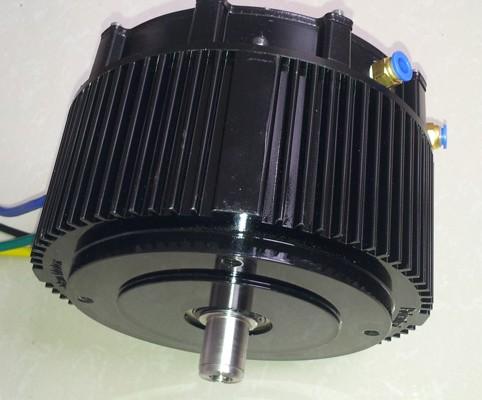 มอเตอร์ไร้แปรงถ่านสำหรับรถไฟฟ้า เรือไฟฟ้า มอเตอร์ไซค์ไฟฟ้า BLDC Motor (HPM5000)