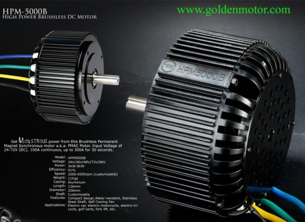 HPM5000B-BLDC