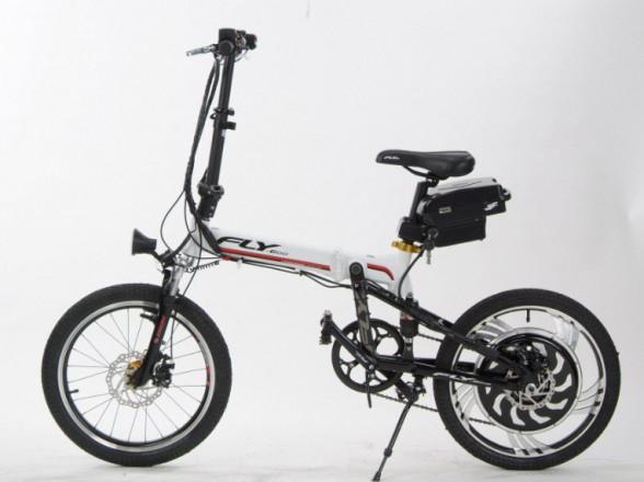 จักรยานไฟฟ้าแบบพับได้ FLY-600