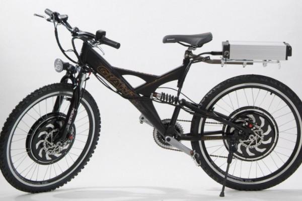 จักรยานไฟฟ้า PIANT Dual-Drive