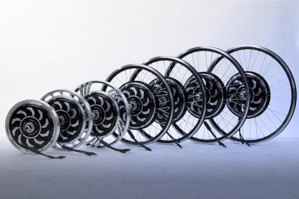 ชุดคิทจักรยานไฟฟ้า Golden Motor – Magic Pie 3