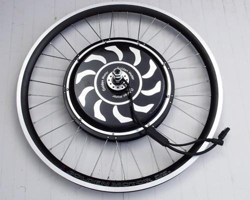 ชุดคิทจักรยานไฟฟ้า Golden Motor – Magic Pie 2