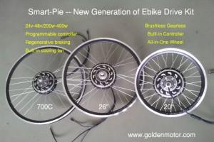 Smart-Pie Drive Kit ebikr