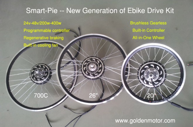 Smart-Pie Drive Kit ebikr
