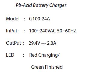 charger 24V2