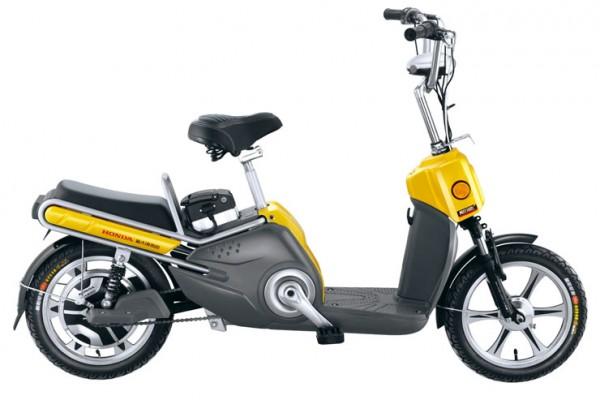 จักรยานไฟฟ้า Honda รุ่น Jushi