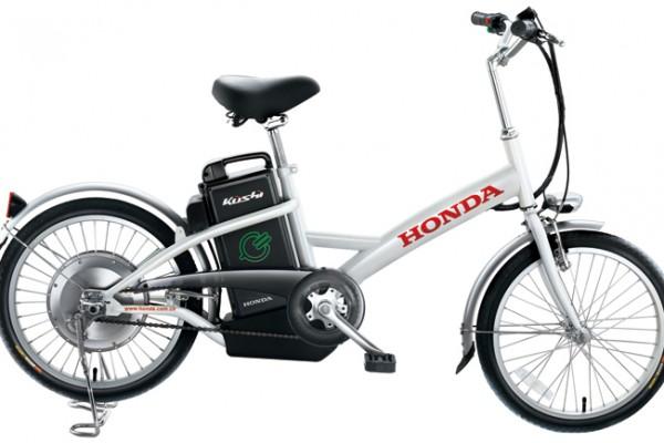 จักรยานไฟฟ้า Honda รุ่น Kushi