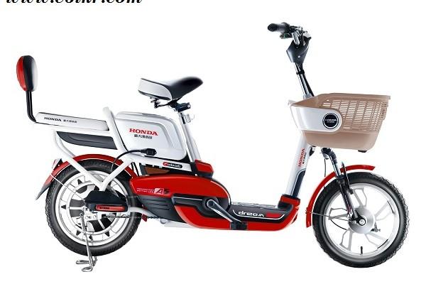จักรยานไฟฟ้า Honda รุ่น Dream A5
