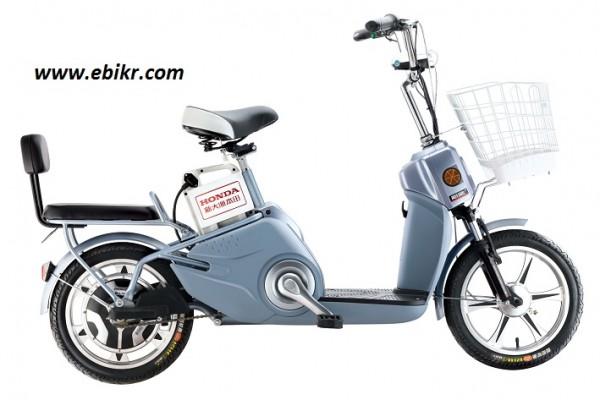 จักรยานไฟฟ้า Honda รุ่น New Juchi