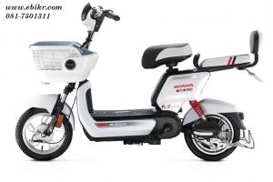 จักรยานไฟฟ้าฮอนด้า