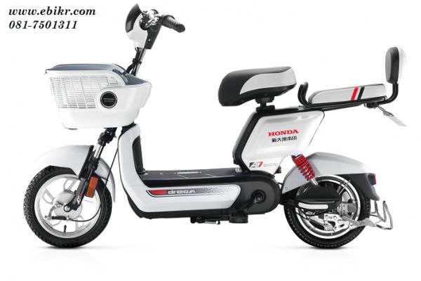 จักรยานไฟฟ้าฮอนด้า รุ่น Dream A7