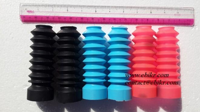 several color