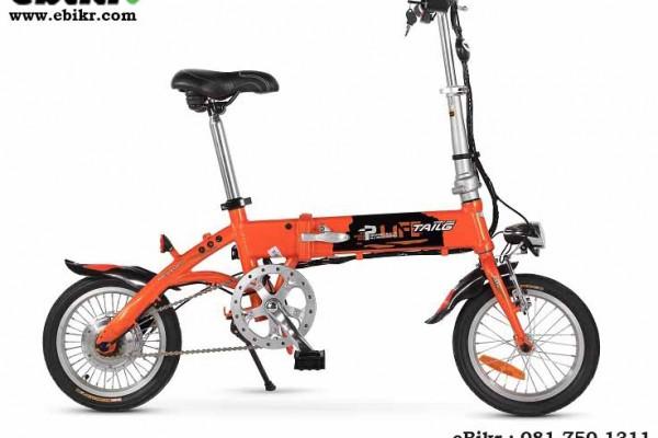 จักรยานไฟฟ้าพับได้ TAILG รุ่น LIFE (TG-TDT158Z)