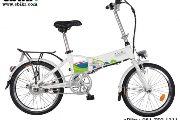 จักรยานไฟฟ้าพับได้ TAILG รุ่น Cute (TG-TDN126Z) ขนาดล้อ 20 นิ้ว
