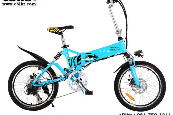 จักรยานไฟฟ้าพับได้ TAILG รุ่น Surf (TG-TDN137Z) ขนาดล้อ 20 นิ้ว