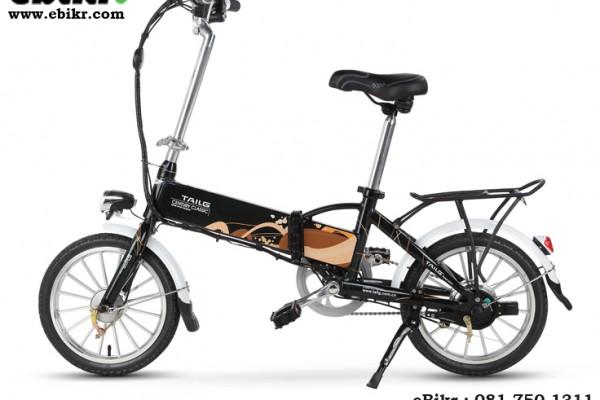 จักรยานไฟฟ้าพับได้ TAILG รุ่น Mini (TG-TDN125Z) ขนาดล้อ 16 นิ้ว
