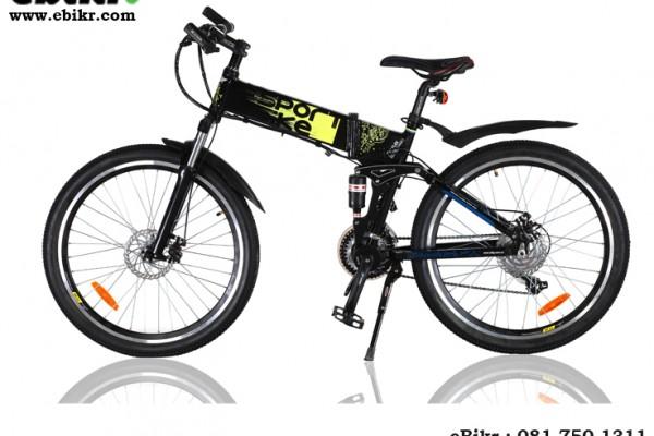จักรยานไฟฟ้าพับได้ TAILG รุ่น Sport (TG-TDE109Z) ล้อ 26 นิ้ว