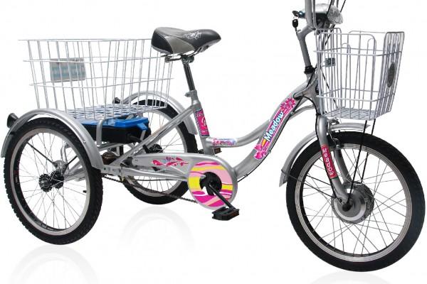 จักรยานสามล้อไฟฟ้า D-Like