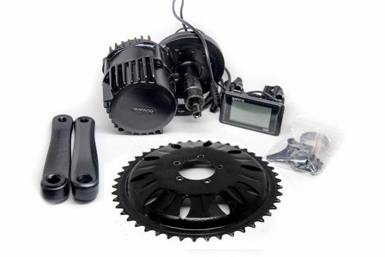 ชุดคิทจักรยานไฟฟ้าขับกลาง 8FUN -BBSHD 48V1000W