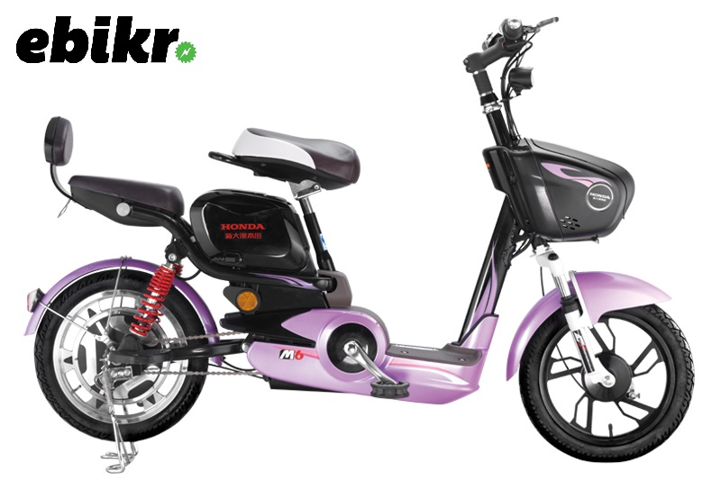 จักรยานไฟฟ้า honda M6 1