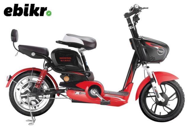 จักรยานไฟฟ้า honda M6 2