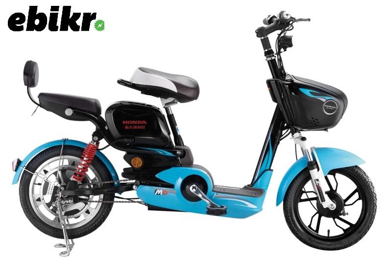 จักรยานไฟฟ้า honda M6 3