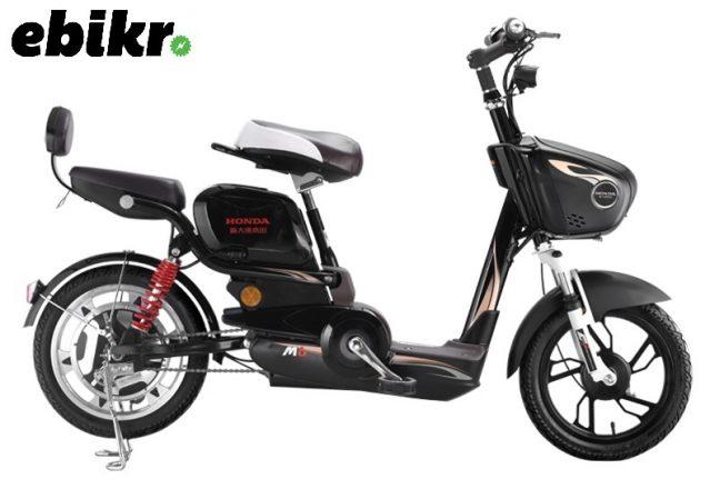 จักรยานไฟฟ้า honda M6 4