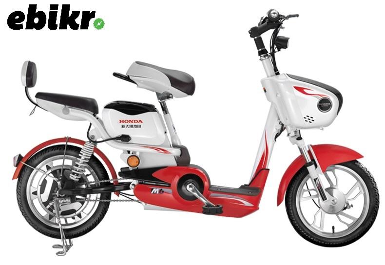 จักรยานไฟฟ้า honda M6 6