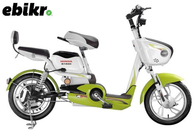 จักรยานไฟฟ้า honda M6 7