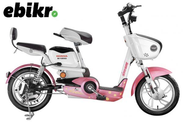 จักรยานไฟฟ้า HONDA รุ่น M6