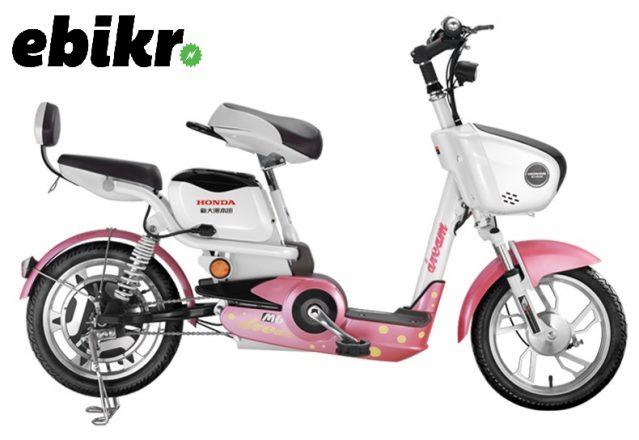 จักรยานไฟฟ้า honda M6 8