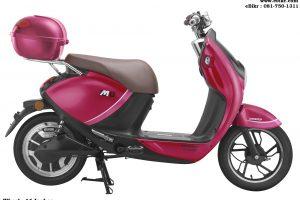 M8 Pink-LOGO