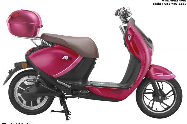 จักรยานไฟฟ้า HONDA รุ่น M8